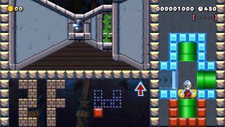 This 'Super Mario Maker 2' Level Is Being Hailed As 'Genius' For Good Reason