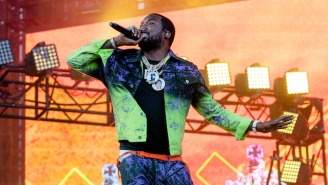 Meek Mill Will Play A Free Concert For The NFL's Kickoff Experience