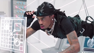 Migos Rob A Bank Vault In Their 'Mission Impossible'-Inspired 'Frosted Flakes' Video