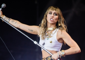 Miley Cyrus' Emotional New Song 'Slide Away' Comes Shortly After Her Split From Liam Hemsworth