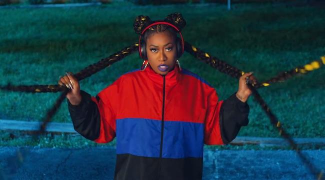 Missy Elliott's 'Throw It Back' Video Is A Colorful Return Featuring Teyana Taylor