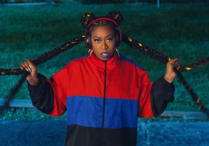 Missy Elliott's 'Throw It Back' Video Is A Colorful Return Featuring Teyana Taylor