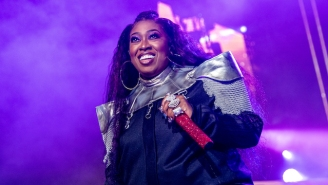 Missy Elliott Announces Her First New Album In 14 Years, 'Iconology'
