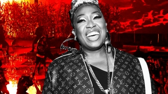 Missy Elliott's 'Iconology' Proves She's Still As Innovative As Ever