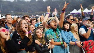 Outside Lands Is The First Major US Festival To Allow Cannabis Sales And Use On Festival Grounds