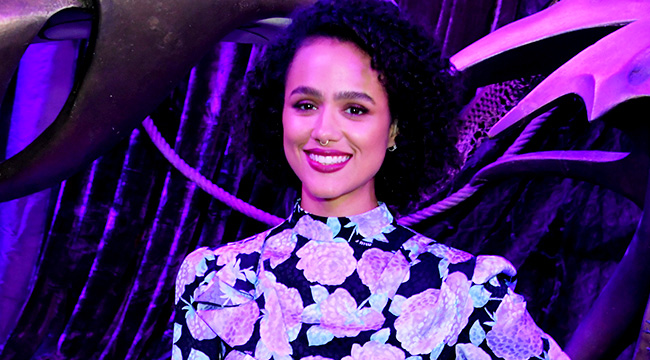 Nathalie Emmanuel Tells Us How 'The Dark Crystal' Has Plenty In Common With 'Game Of Thrones'