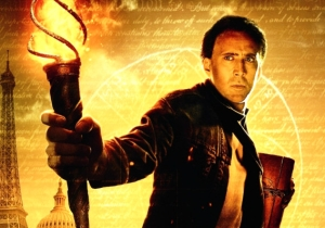Nicolas Cage Went On A Quest To Find The Literal Holy Grail, And Here's What He Found