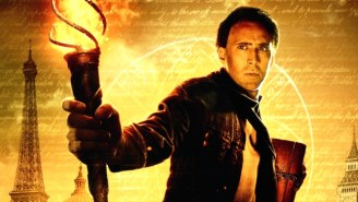 Nicolas Cage's 'National Treasure' Franchise Is Set To Become A Disney+ Series (Without Nicolas Cage)