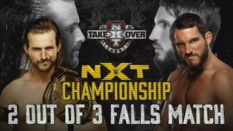 NXT TakeOver: Toronto Open Discussion Thread