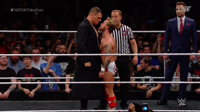 NXT UK TakeOver: Cardiff Results – UPROXX