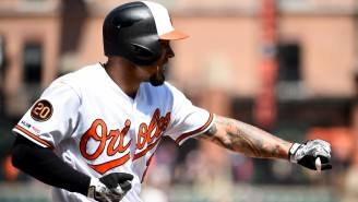 The Orioles Blew A 9th Inning Lead On An Inside-The-Park Home Run, Only To Hit A Walk Off HR Later