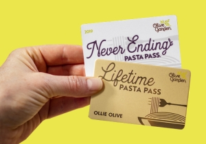 The Olive Garden Is Finally Letting You Eat Pasta Until You Die
