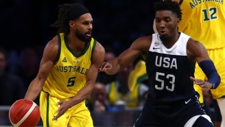 Patty Mills And Australia Snapped Team USA's 78-Game Winning Streak