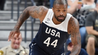 PJ Tucker Is The Latest Name To Withdraw From USA Basketball After Suffering An Ankle Injury