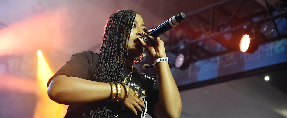 Rapsody's 'Eve' Is A Soulful Celebration Of Black Women And Culture