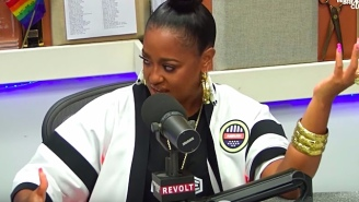 Rapsody Thinks Jay-Z's NFL Deal Is 'Dope' Because It 'Brings Change From The Inside'