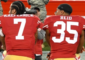 Eric Reid Criticized Jay-Z's New Partnership With The NFL And His Comments About Colin Kaepernick