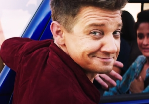 What The Hell Is Going On In Jeremy Renner's Jeep Commercials?