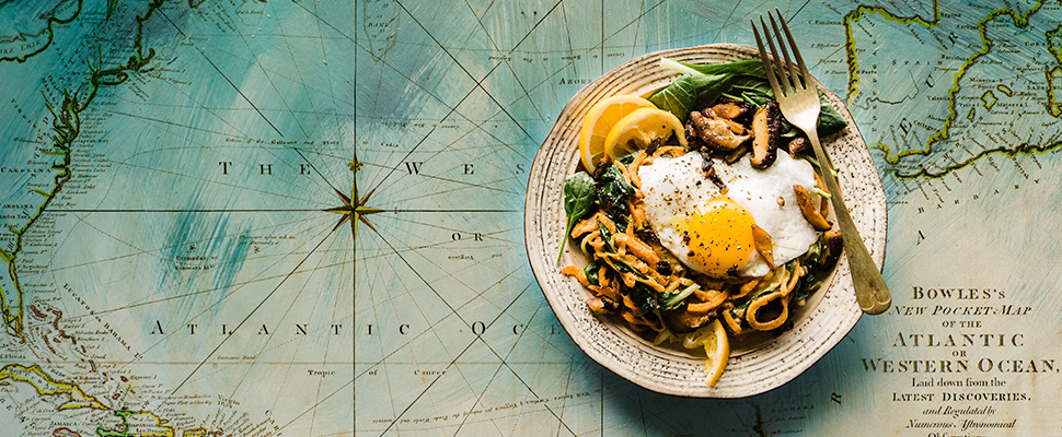 Grow Your Palate At These Totally Unique Restaurants Across Six Continents