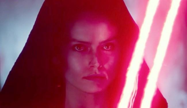 Star Wars The Rise Of Skywalker Cast Reacts To Dark Rey