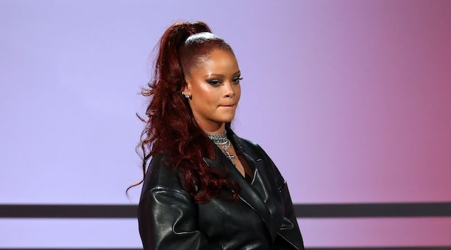 It Looks Like Rihanna Isn't Down With Jay-Z's Deal With The NFL