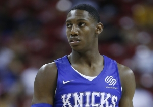 R.J. Barrett Will Reportedly Miss The FIBA World Cup For Canada Due To A Calf Strain