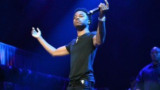 Roddy Ricch Was Reportedly Arrested For Domestic Assault Before His Real Street Fest Performance