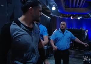 WWE Revealed Roman Reigns' Attacker From Smackdown In The Most Underwhelming Way Possible