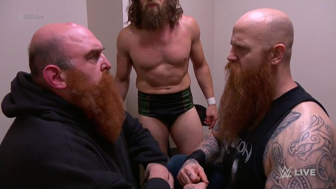 The Best And Worst Of WWE Smackdown Live 8/20/19: There's No Knowin' Where We're Rowan