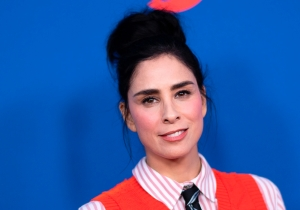Sarah Silverman Claims She Was Fired From A Movie For Appearing In Blackface On Her Show