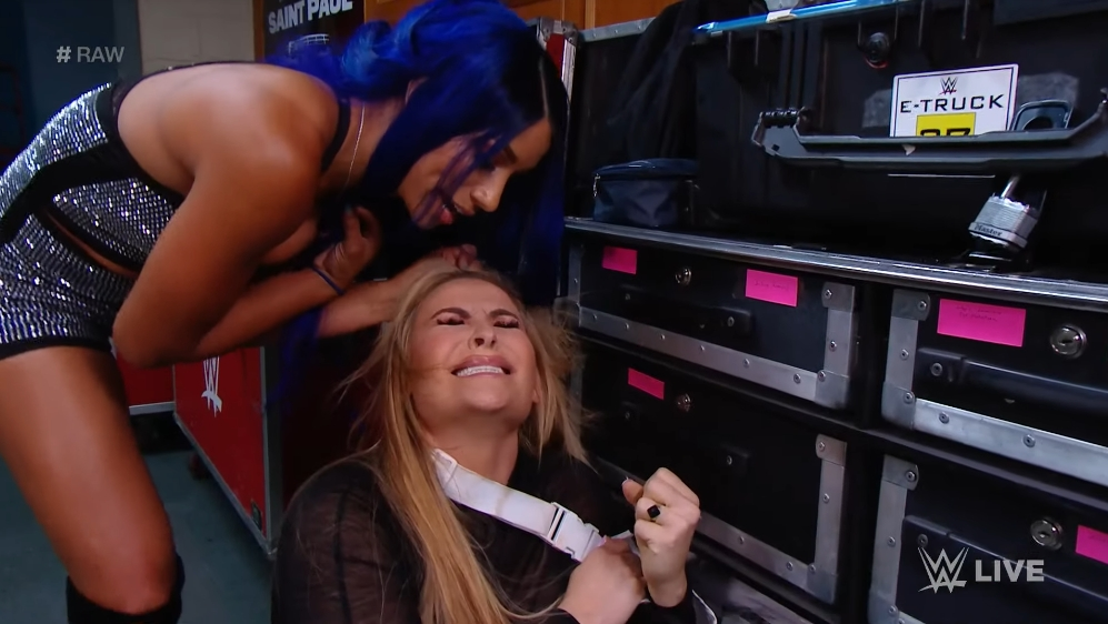 The Best And Worst Of WWE Raw 8/19/19: Blue Hell