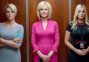 Margot Robbie And Charlize Theron Take Dead Aim At The Fox News Sex Scandal In The 'Bombshell' Teaser
