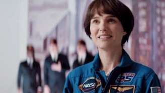 Natalie Portman Returns From Space In The Mind-Bending 'Lucy In The Sky' Trailer