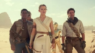 The New 'Star Wars: The Rise Of Skywalker' Footage Teases A Climactic Showdown