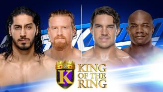 WWE Smackdown Live King of the Ring Open Discussion Thread (8/27/19)