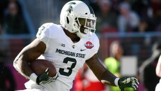 Michigan State Now Has The Absolute Worst Alternate Uniform In College Football