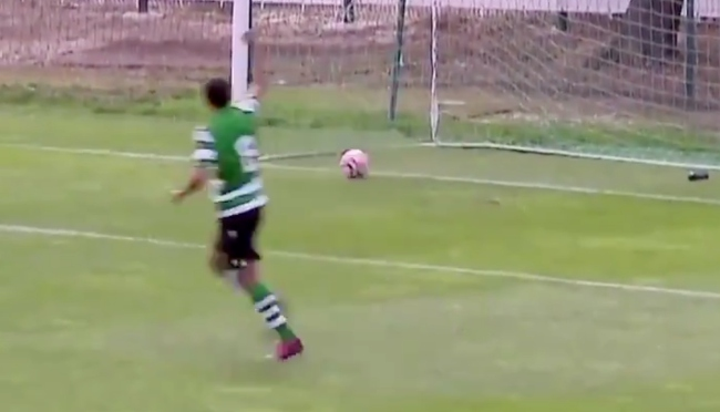 A Portuguese Soccer Team Scored In 13 Seconds Despite Not Touching The Ball