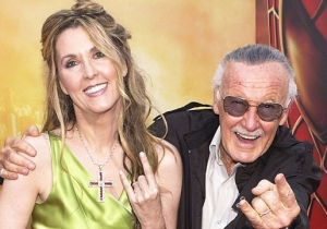 Stan Lee's Daughter Has A Revealing Take On The Sony-Marvel Studios 'Spider-Man' Dustup