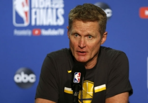 Steve Kerr Hopes 'Momentum Is Building' For Action On Gun Violence After Two More Mass Shootings