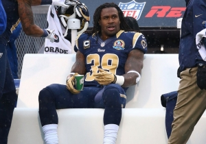 The NFL Asked Steven Jackson To Take A Drug Test After Signing A One-Day Deal With The Rams