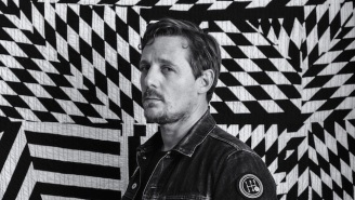 Sturgill Simpson Has Undergone A Rocking Makeover On His New Single, 'Sing Along'