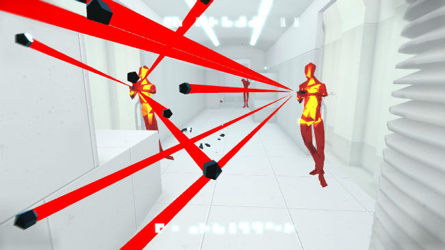 'SUPERHOT' Is A Brilliant Simulation Of Every Great Fight Scene From Your Favorite Action Movies