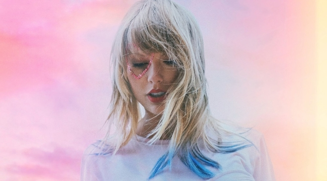 Taylor Swift's 'Lover' Has Generated The Most First-Week Sales Of 2019 In Just One Day