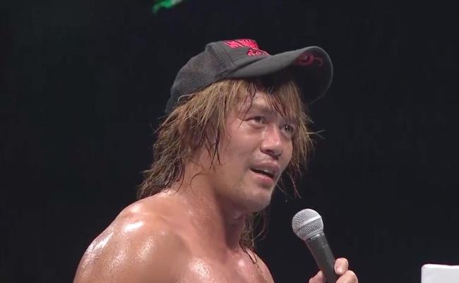 NJPW's Tetsuya Naito Responded To Kota Ibushi's Wrestle Kingdom Challenge