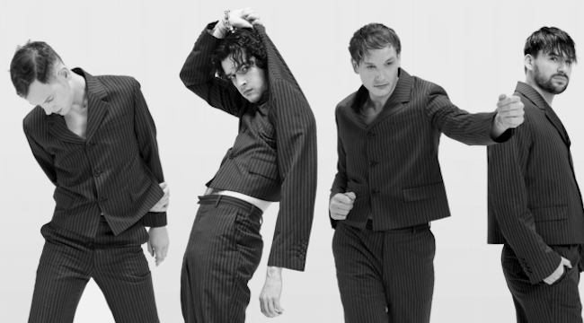 The 1975 Prove Conclusively That They Are A Rock Band On Their Energetic New Single 'People'