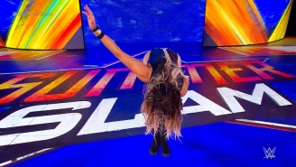 Trish Stratus Got A Fond Farewell From The WWE Universe At SummerSlam