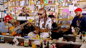 Ty Dolla Sign And Thundercat Pay Tribute To Mac Miller With A Special NPR Tiny Desk Concert