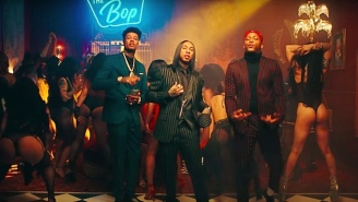 Tyga Takes It Back To The Roaring '20s In His 'Bop' Video With YG And Blueface