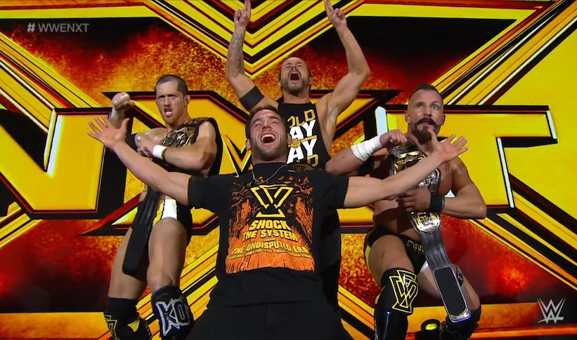 The Best And Worst Of WWE NXT 8/28/19: Ripley, Believe It Or Not