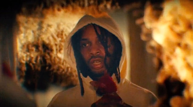 Valee And Calboy Show Off Their Exotic Pets In The Trippy 'Uninvited' Video
